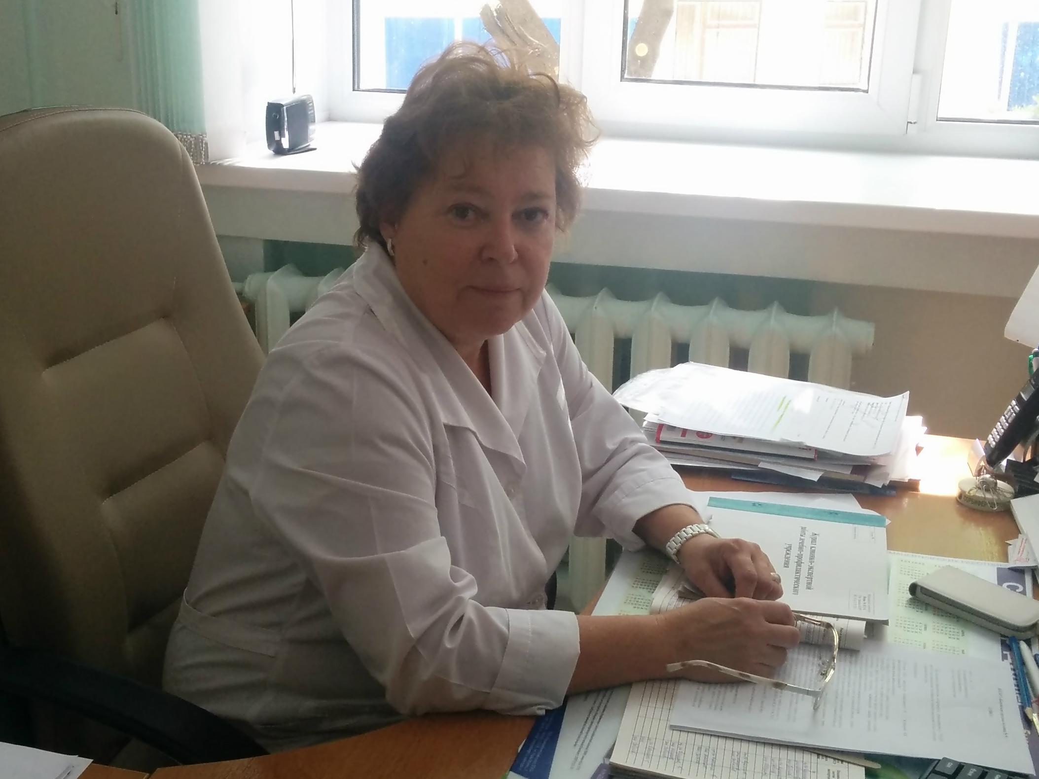 Черепанова Татьяна Васильевна - Заведующий женской консультации